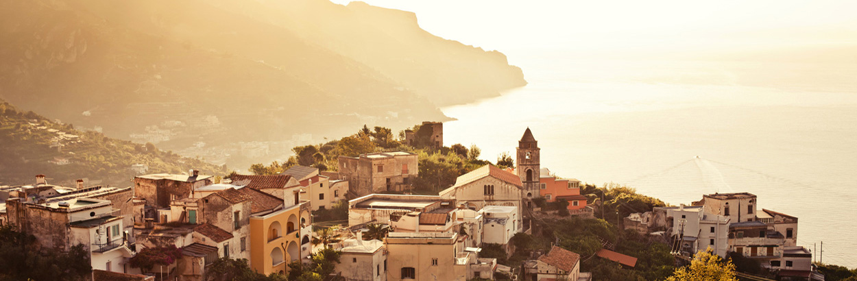 Amalfi Coast small group tours Italy