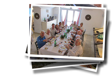 Puglia Culinary small group tour Italy